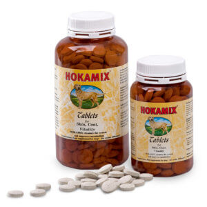 HOKAMIX Skin, Coat, Vitality Tablets